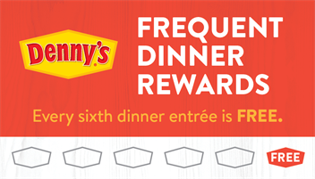 frequency Dennys